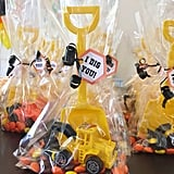 Construction-Themed Favors