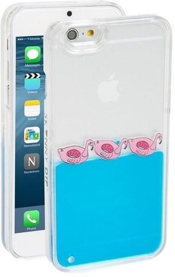 Skinnydip Flamingo iPhone 6/6S Case - Blue ($30)