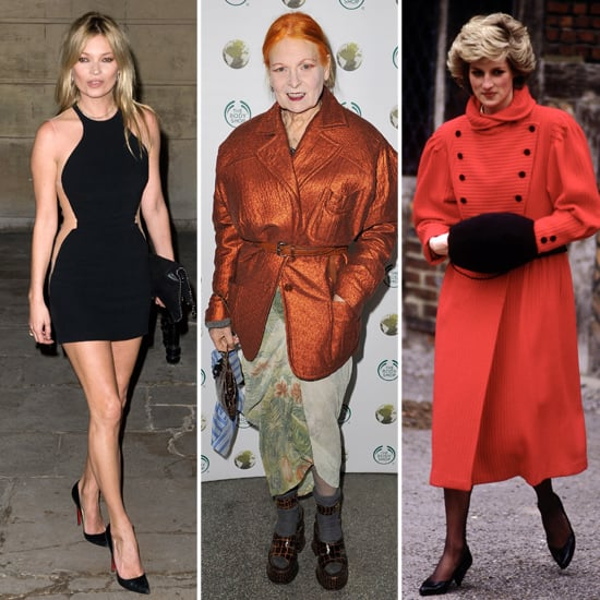 Brits In Time Magazine's 100 Greatest Fashion Icons