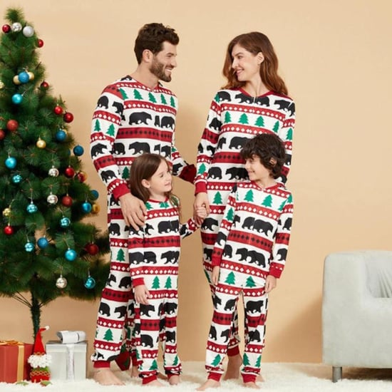 The Best Matching Family Christmas Pajamas From Etsy 2020