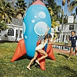 Your kids' imaginations are going to make this rocket ship even more fun to play with!