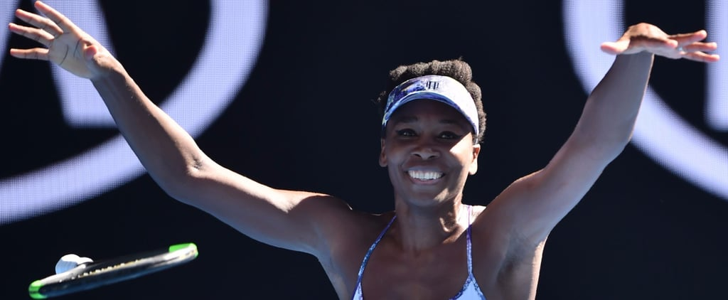 """Venus Williams on What Makes a Strong Woman: """"Living Your Dream"""""""