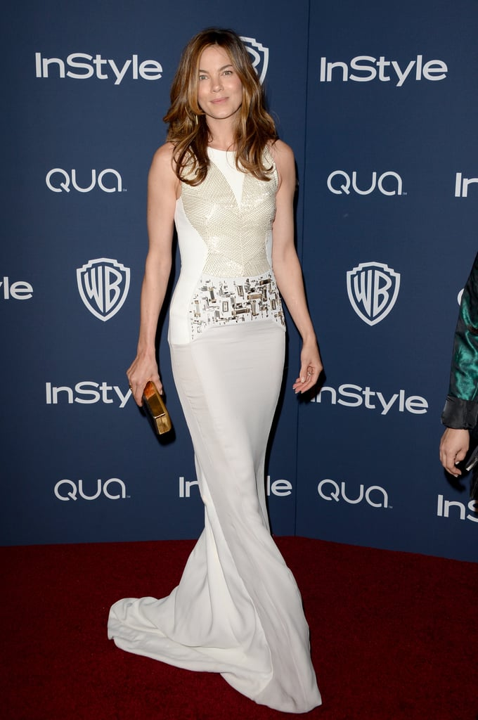 Michaelle Monaghan stepped out for the InStyle party.