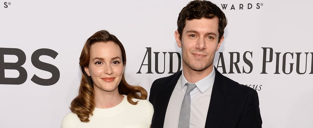 Leighton Meester and Adam Brody Talk About Blair and Seth