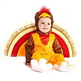 Turkey Infant Costume