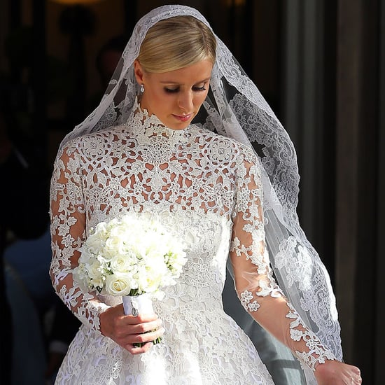 Pictures of Nicky Hilton's Wedding to James Rothschild