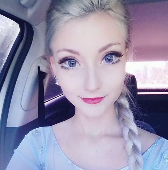 Real-Life Elsa