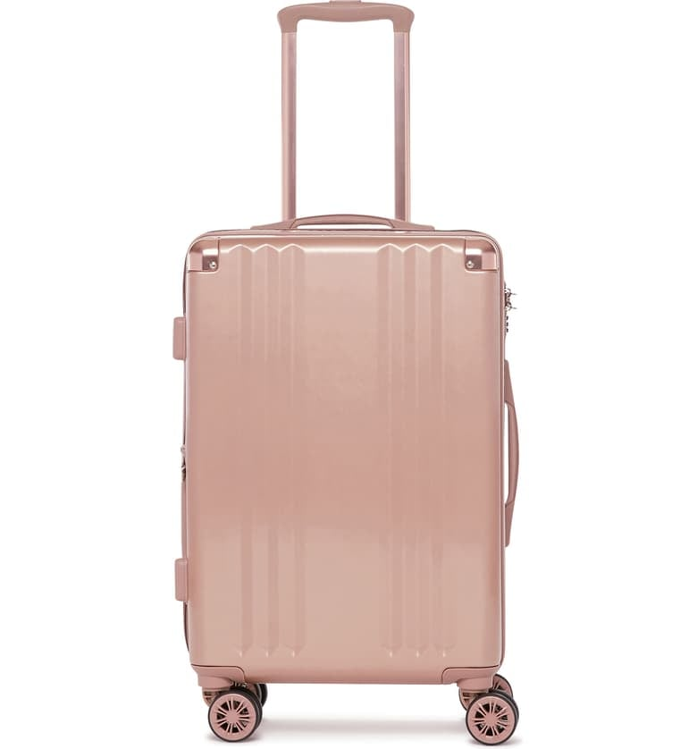 CALPAK Ambeur 22-Inch Rolling Spinner Carry-On