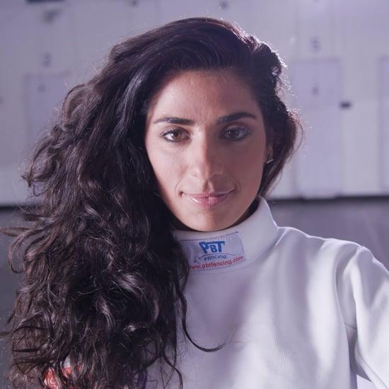Fencer Natalie Vie Interview