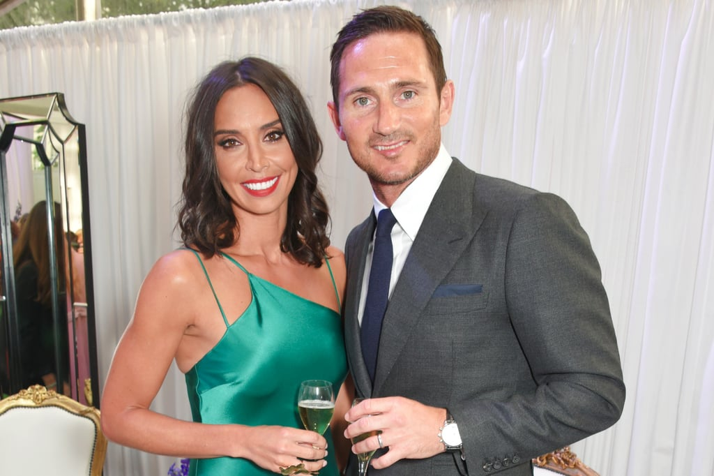 Photos of Frank and Christine Lampard