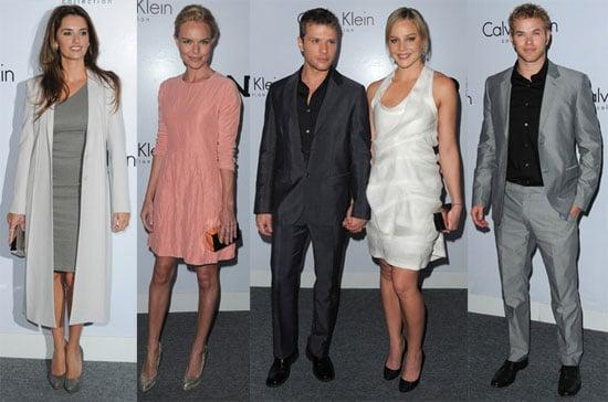Photos From The Calvin Klein Party