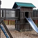 The Playground Slide Won't Be Too Hot Anymore