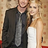 Chris Hemsworth and Isabel Lucas, May 2006