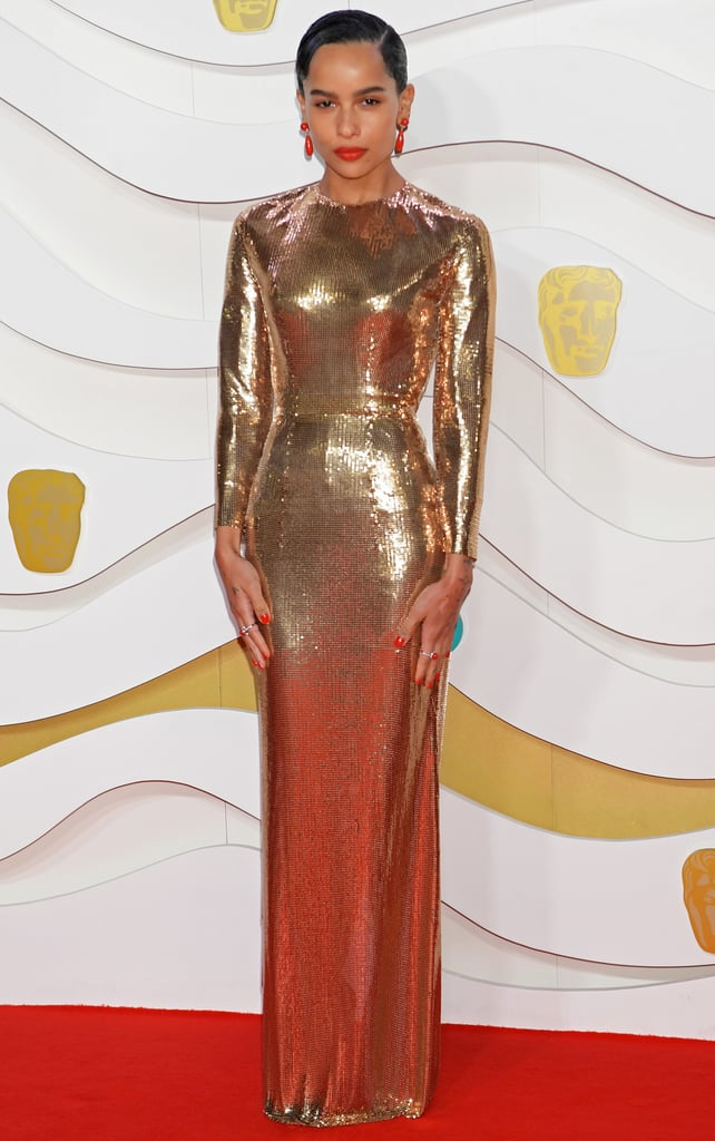 The Best Red Carpet Outfits at the BAFTA 2020