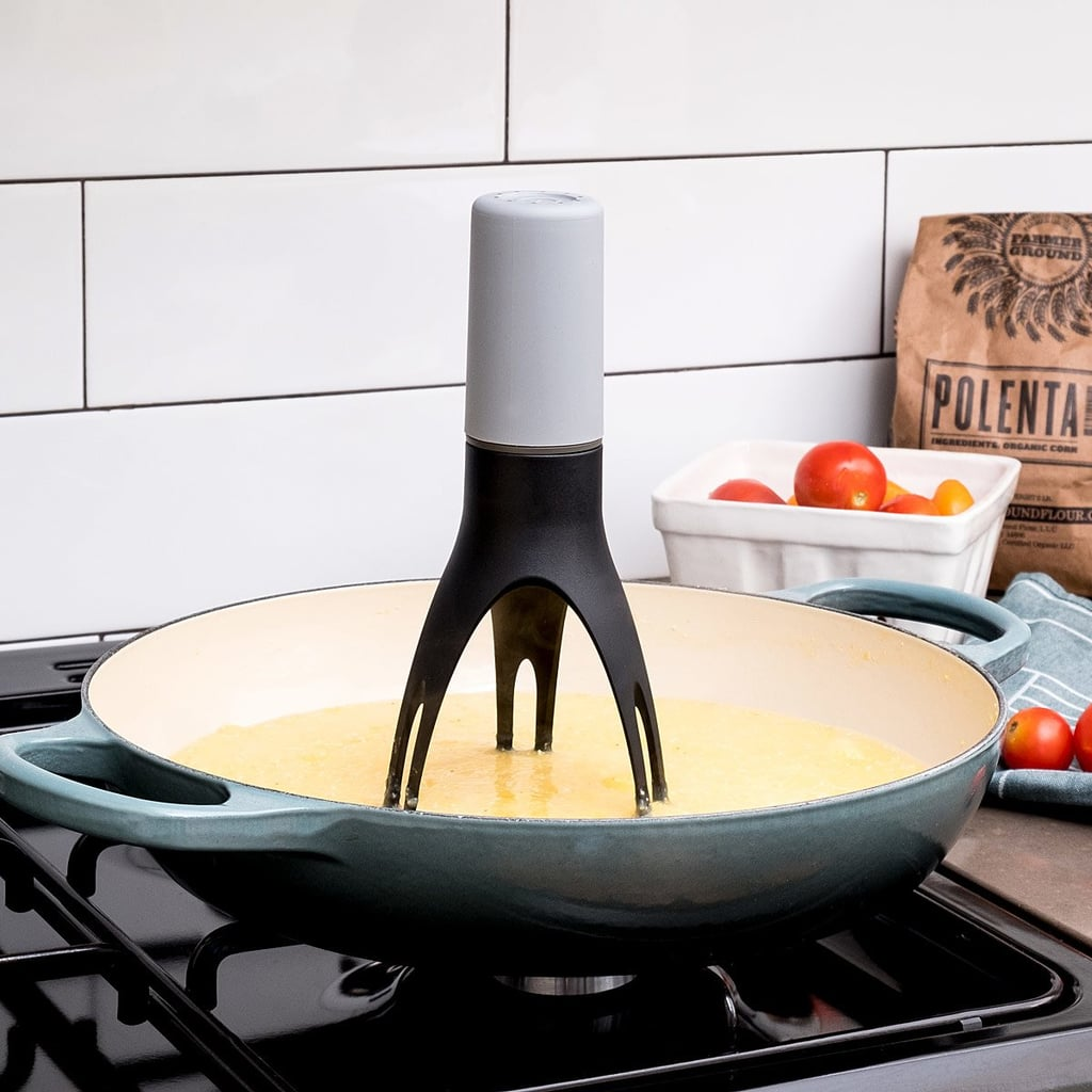 The Ultimate Sous Chef: Automatic Pan Stirrer With Timer