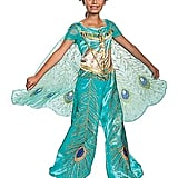 Kids Jasmine Costume From Aladdin