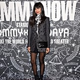 Jameela Jamil at the Tommy Hilfiger x Zendaya New York Fashion Week Show