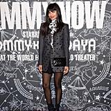 Jameela Jamil at the Tommy Hilfiger x Zendaya New York Fashion Week Show