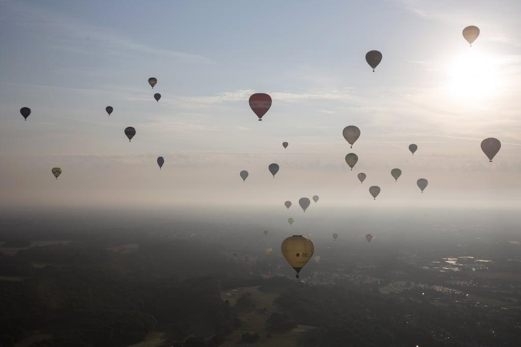 Brightest Balloons
