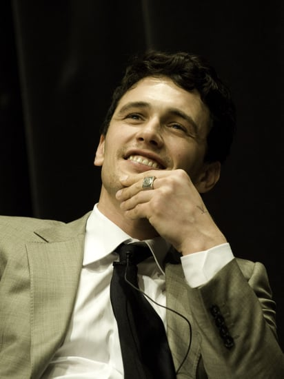 James Franco Accepted Into Yale English PhD Program