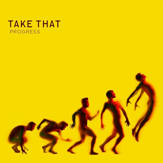 "Picture of Take That Naked On New ""Progress"" Album Cover"