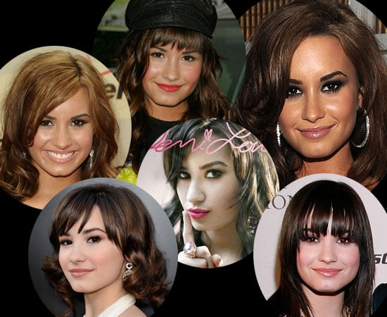 Demi Lovato Turns 18! Check Out Her Beauty Looks