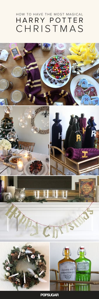 Harry Potter Christmas Party