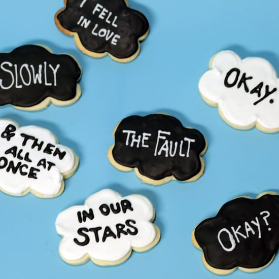 The Fault in Our Stars Cookie Recipe