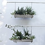 Industrial Hanging Planter ($49)