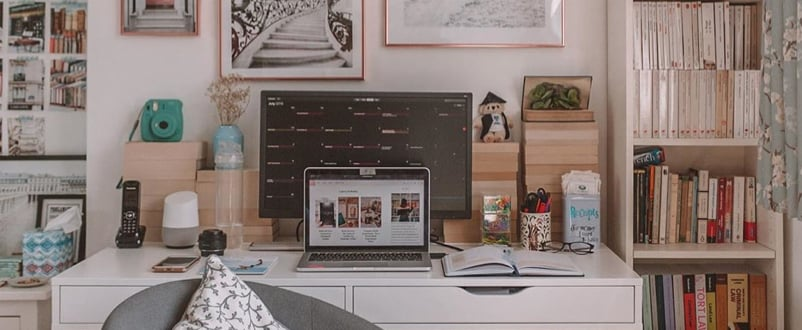 20 Cute Home Offices You'll Want to Re-Create