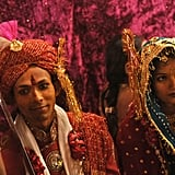 """10 Wedding Traditions Worth Borrowing If you're a bride-to-be who's bored with the typical American wedding traditions, why not make your """"something borrowed"""" a wedding custom from another culture? Every country has its own twist on matrimony, from the engagement to the ceremony to the bride and groom's exit, so I've rounded up 10 traditions from around the world that are worth stealing."""