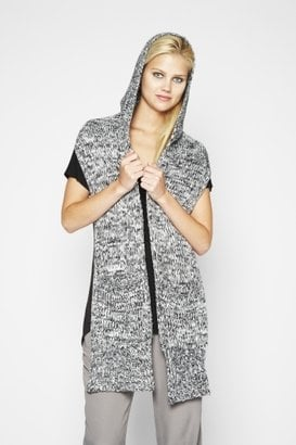 BCBGeneration Hooded Pocket Scarf ($48)