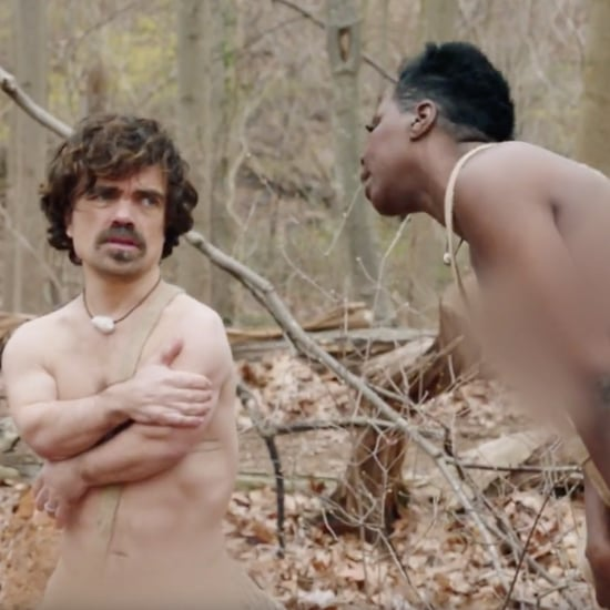 SNL's Naked and Afraid Skit With Peter Dinklage