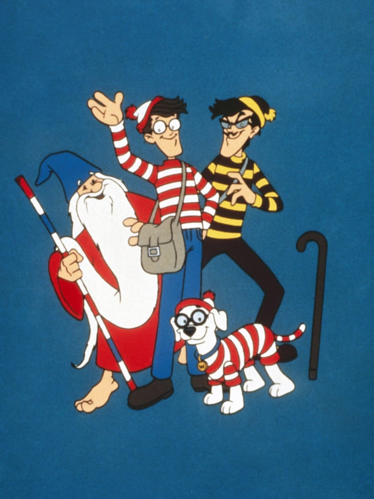 Where's Waldo: The Inspiration