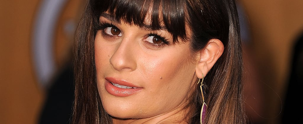 You'll Be Surprised by the Number of Tattoos Lea Michele Has