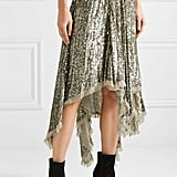 Zimmermann Folly Asymmetric Skirt