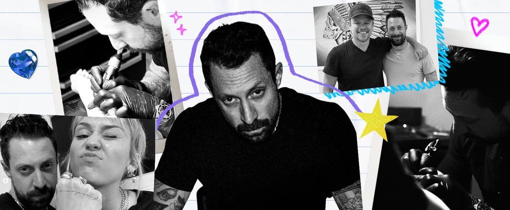 Celebrity Tattoo Artist Daniel Winter's Big Career Moments