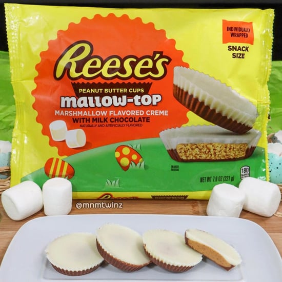Reese's Marshmallow-Topped Peanut Butter Cups   Photos