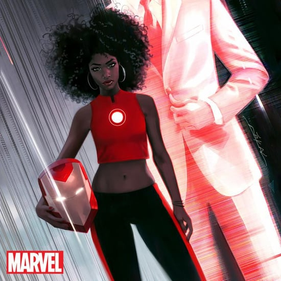 Iron Man Successor Riri Williams