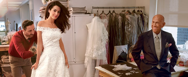 Look Back at Amal Clooney's Whole Lineup of Wedding Weekend Looks