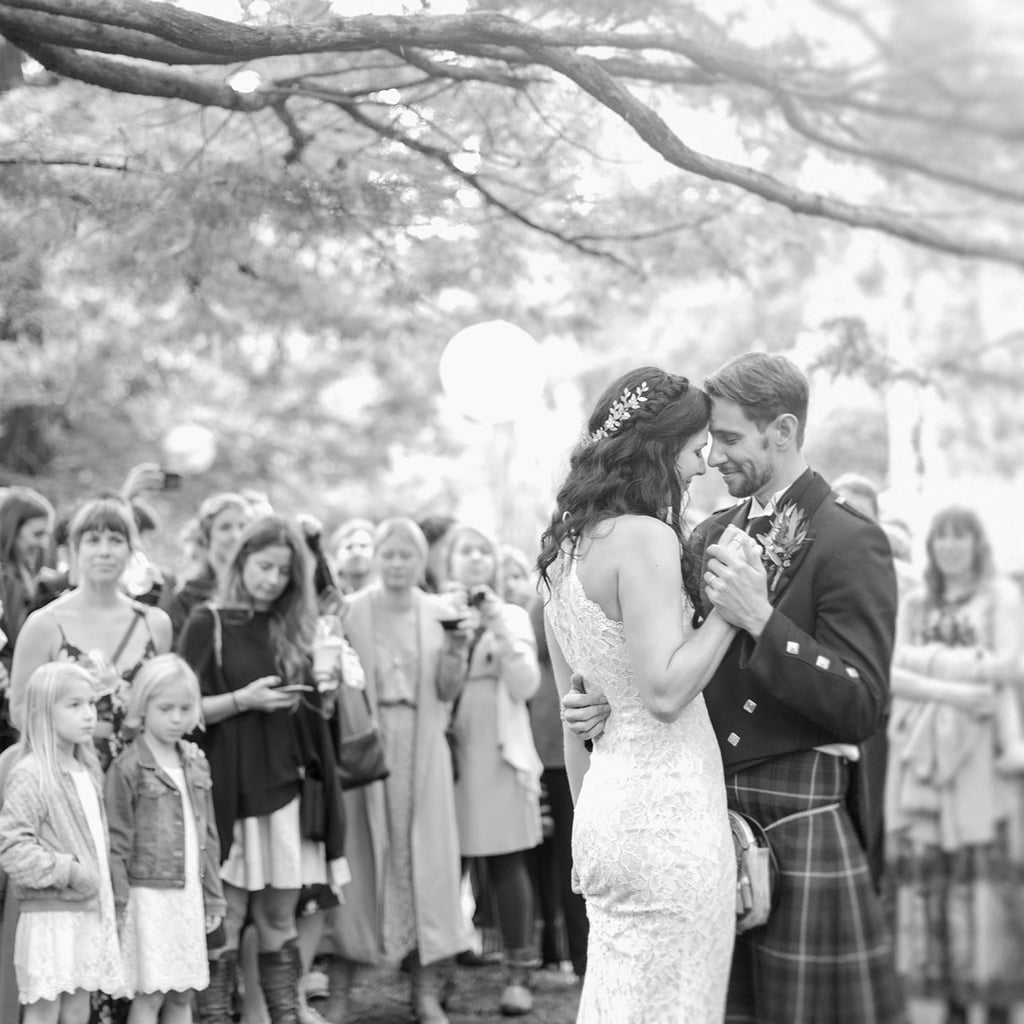 Whimsical Garden Wedding: POPSUGAR Love & Sex Photo 32