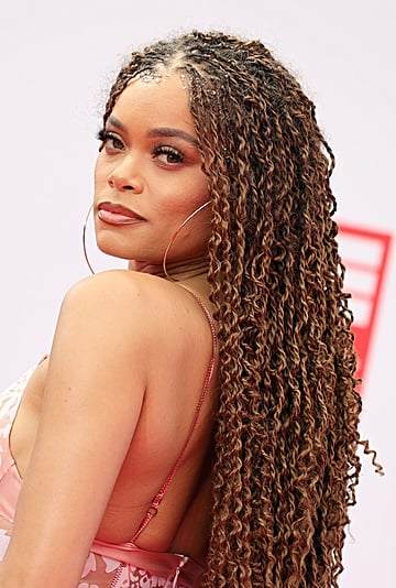 The Best Hair and Makeup Looks at the 2021 BET Awards