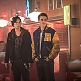 Jughead and Archie From Riverdale