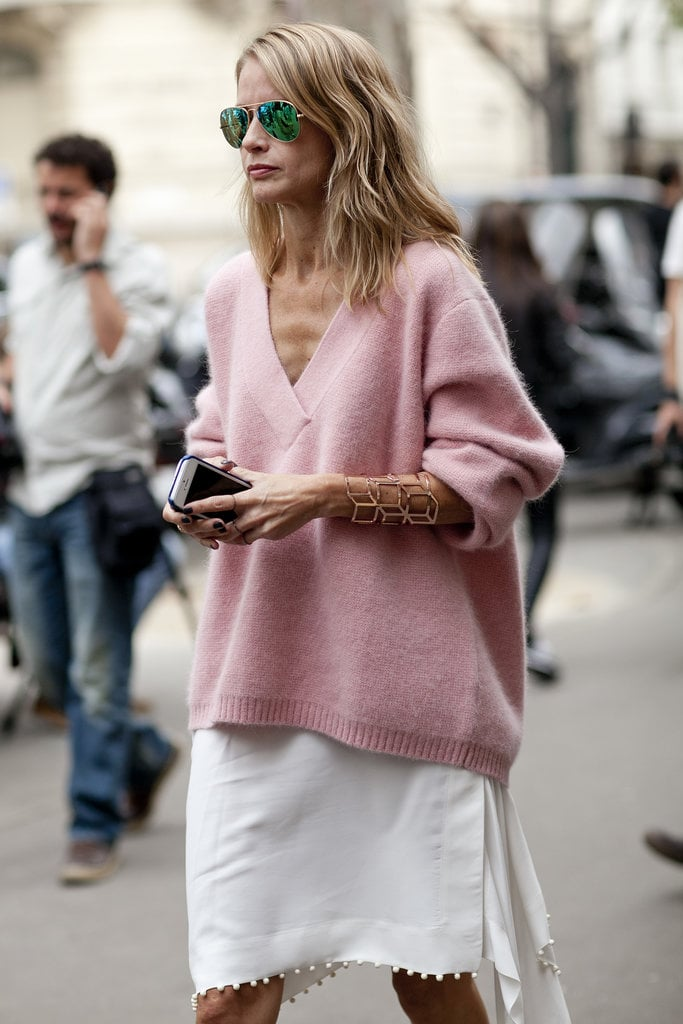 A Cozy Knit Sweater