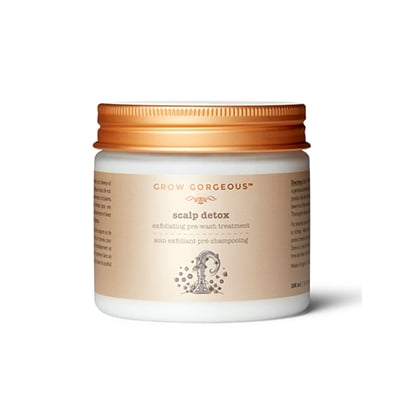 Grow Gorgeous Scalp Detox Exfoliating Pre-Wash Treatment ($54)