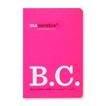 Mamentos B.C. Pregnancy Journal
