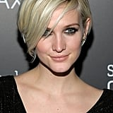 Ashlee Simpson With a Pixie Cut