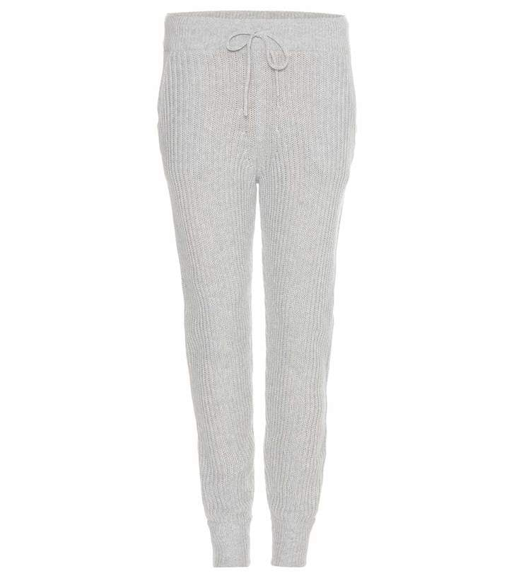 Alexander Wang Wool and Cashmere Track Pants ($369)