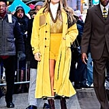 Blake Lively at Good Morning America
