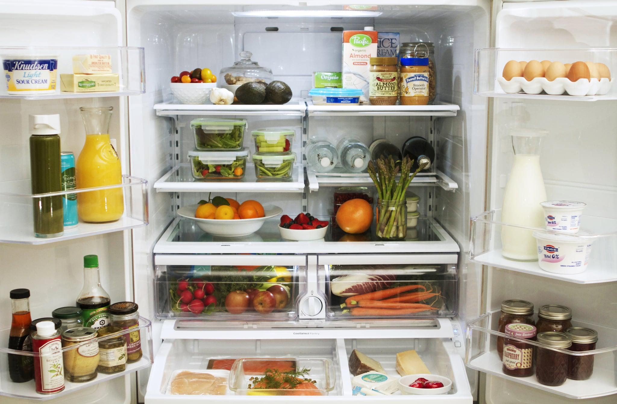 Health Foods to Always Keep in Your Kitchen   POPSUGAR Fitness